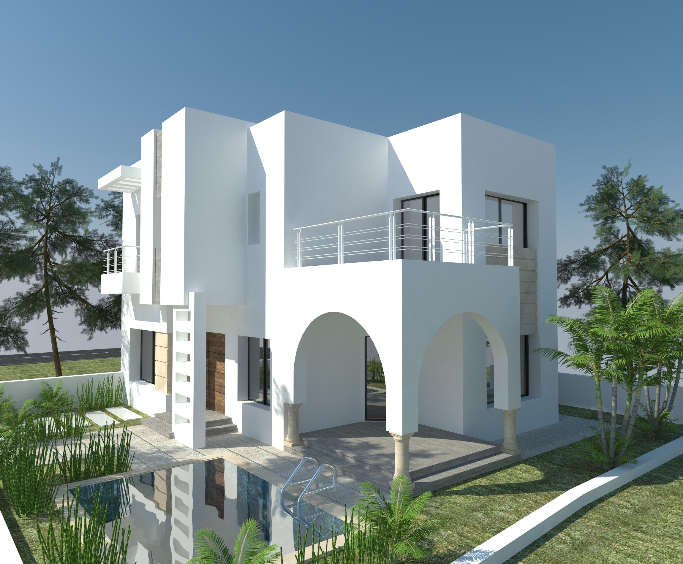 magnifique villa avec piscine proche carrefour