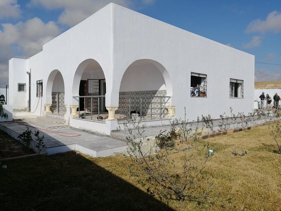 villa avec jardin à Hammamet sud