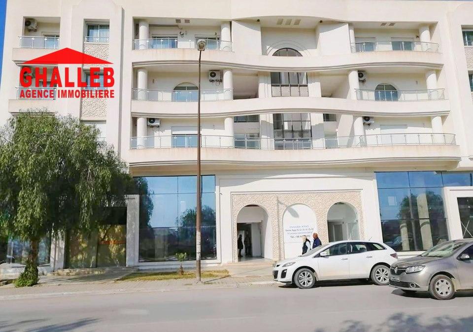 haut standing appartement  à Hammamet sud y