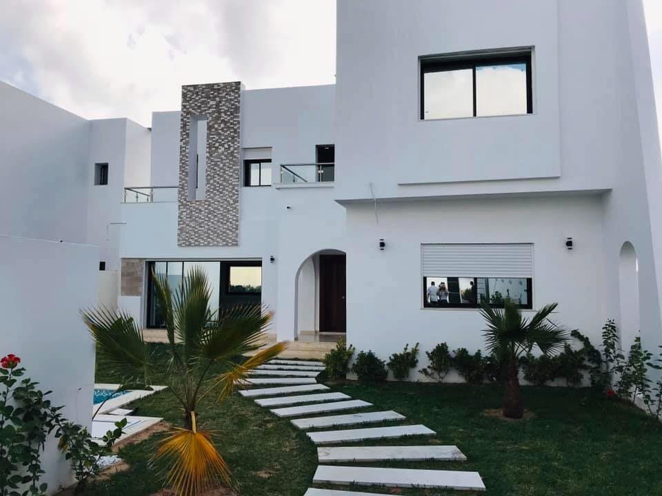 villa style duplex à Hammamet zone CRAXI