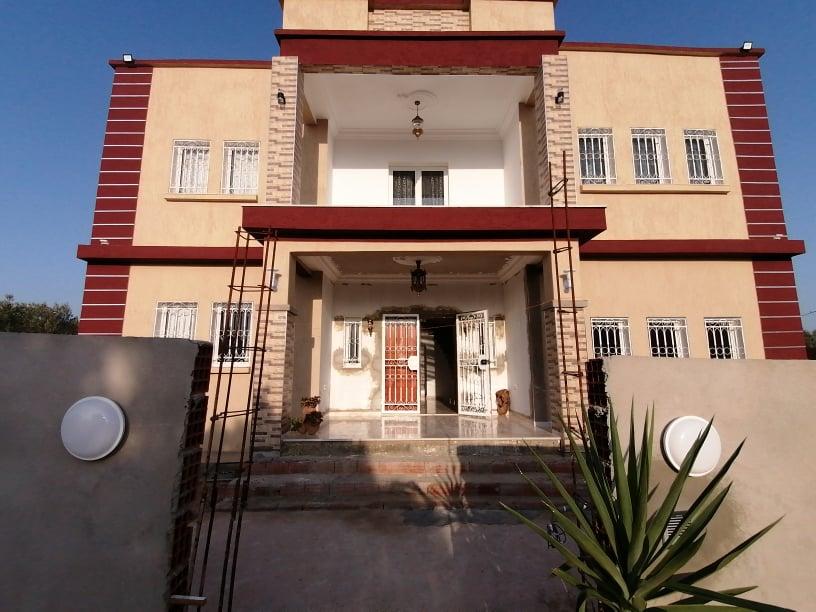 villa style duplex à Hammamet